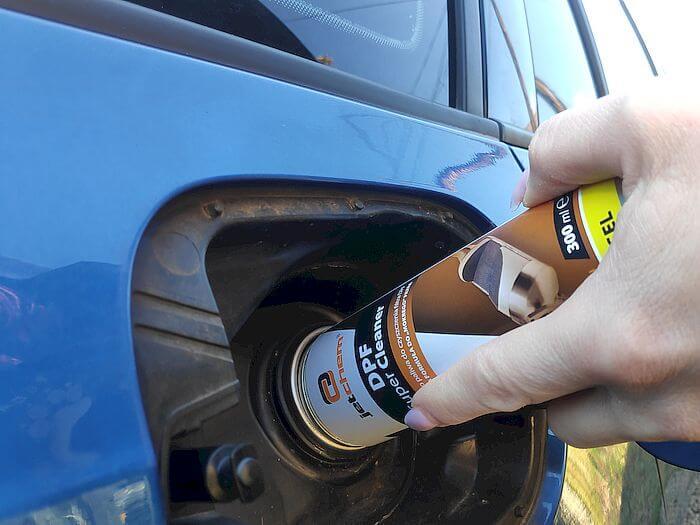 Wypalanie DPF VW nie jest trudniejsze niż gdzie indziej - filtr DPF czyszczenie nie uruchamia się podczas jazdy