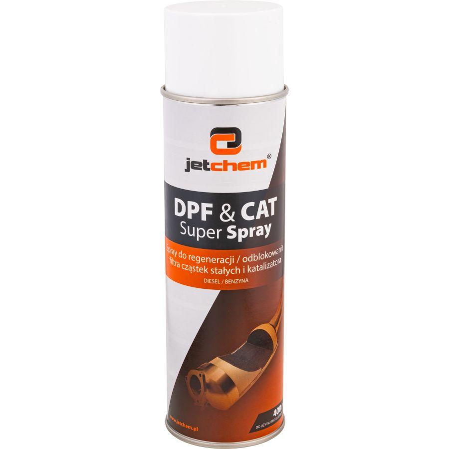 """Czyszczenie katalizatora - jeśli jednocześnie czyści filtr DPF - to świetna alternatywa dla błędu pod tytułem """"usuwanie DPF"""""""